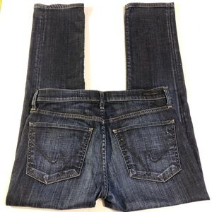 Citizens of Humanity cropped Jeans, size 28